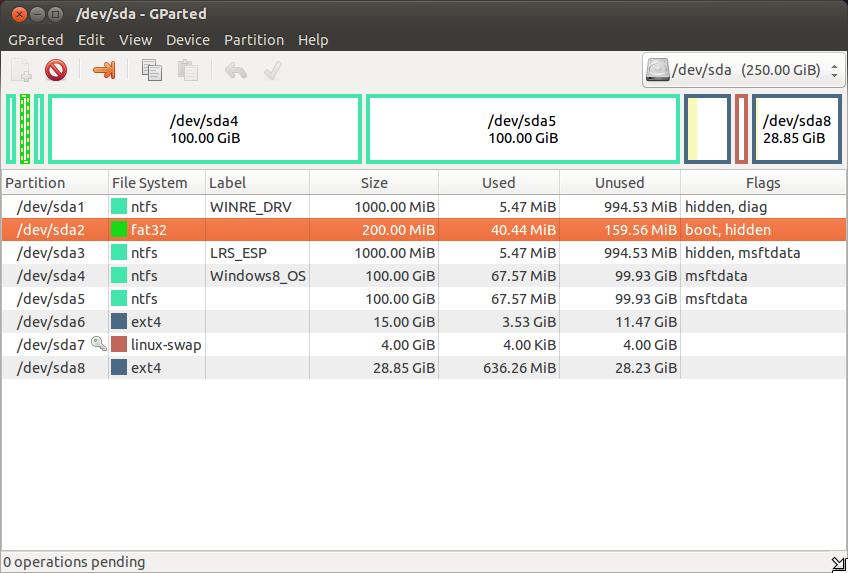 Ssd диск установка ubuntu